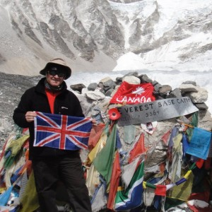 Everest Base Camp Challenge for Youth Cancer Trust